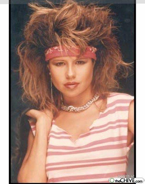 Pin Von To0ofy 101 Auf 1980 80er Frisuren Haar Styling Frisuren Frauen Zopf