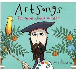Art Songs: Ten Songs About Artists: Agnes Herrmann, Aubrey Beardsley: 9781854376831: Amazon.com: Books