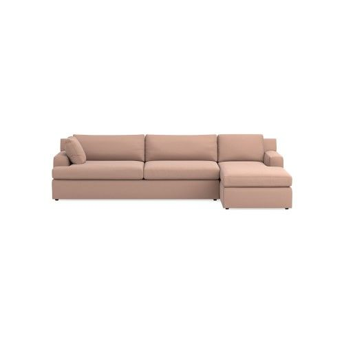 Greenwich 2 Piece L Shape Sofa Sectional With Chaise Right In 2020 L Shaped Sofa Sofa Gold Pillows