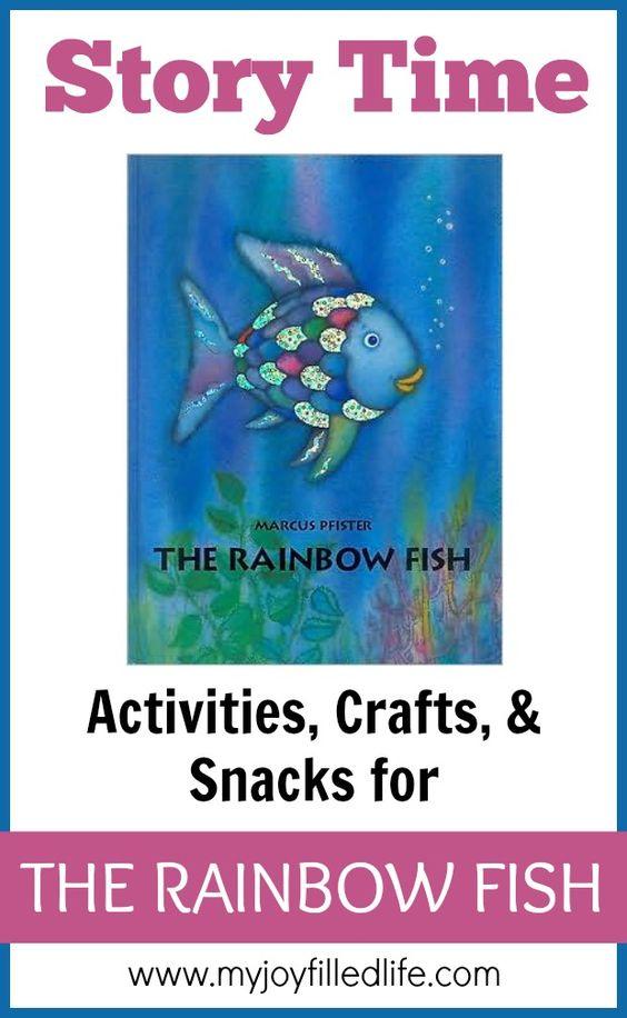 Pinterest the world s catalog of ideas for Rainbow fish story