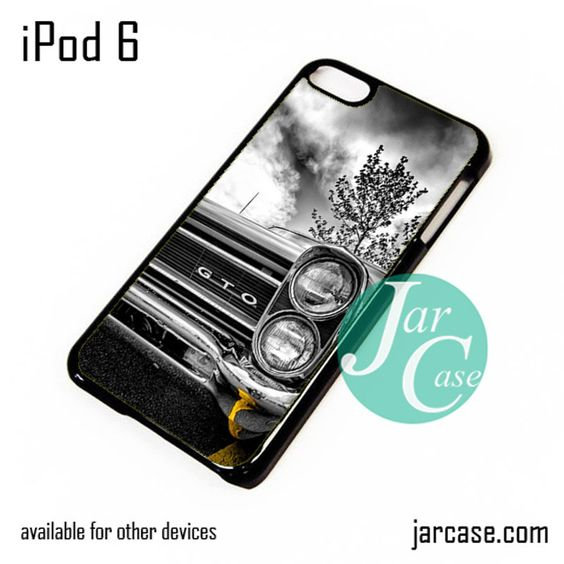 GTO car iPod Case For iPod 5 and iPod 6