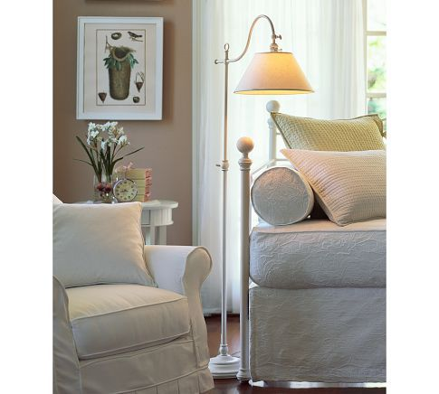 Adair Floor Lamp Pottery Barn Living Room Pinterest Products Floor Lamps And Lamps