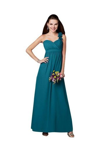 Julia&-39-s junior bridesmaid dress! Alfred Angelo 7138 L Bridesmaid ...