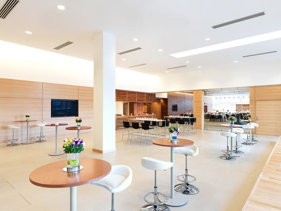 Prologue makes a great area for a reception area in the Salon!  For more info on booking : http://salonrentals.torontopubliclibrary.ca