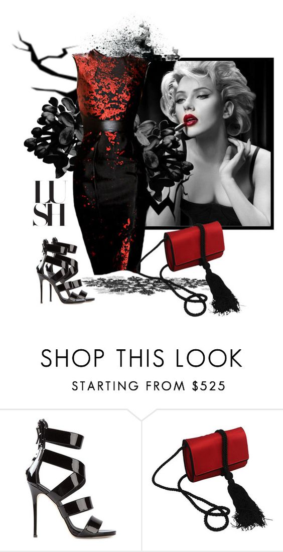 """""""Untitled #883"""" by jothomas ❤ liked on Polyvore featuring AG Adriano Goldschmied, Giuseppe Zanotti, Salvatore Ferragamo, women's clothing, women, female, woman, misses and juniors"""