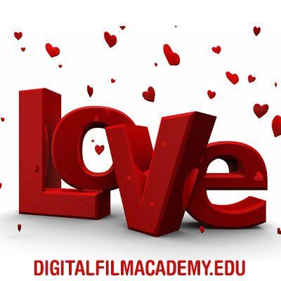 Happy Valentine's Day! #nyc #ValentinesDay #filmschool