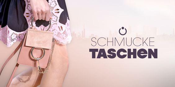 Schmucke Taschen - habt ihr diese Schätze von Chloé schon entdeckt? #bags #designer #chloe