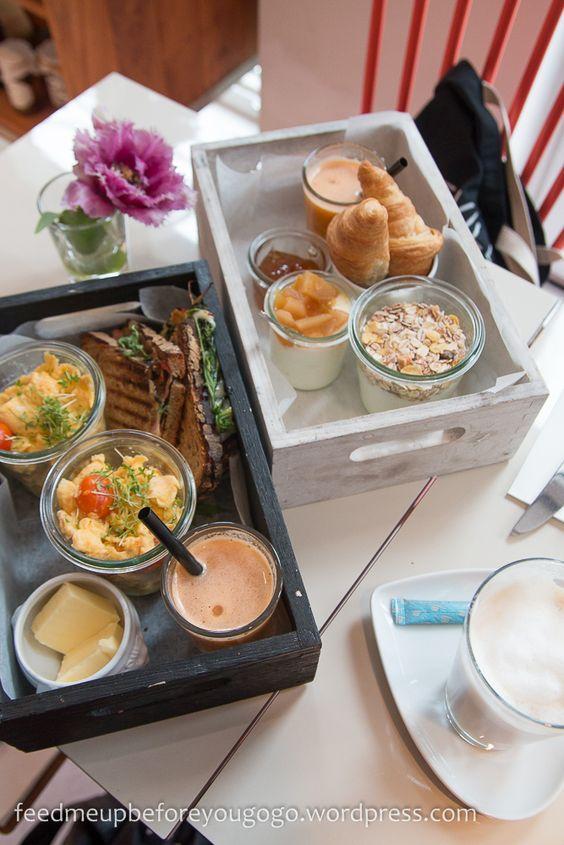 Frühstücken München Cafe Stenz