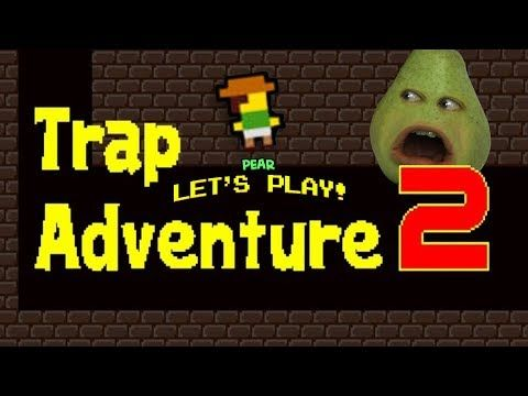Pear Forced To Play Trap Adventure 2 Youtube Adventure Play Annoying Orange