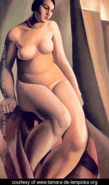 PLUS SIZE ART: La Belle Rafaela by Tamara de Lempicka and More: