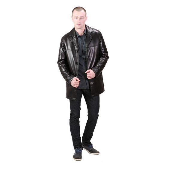 United Face Men&39s Lambskin Leather Car Coat | Coats Products and Cars