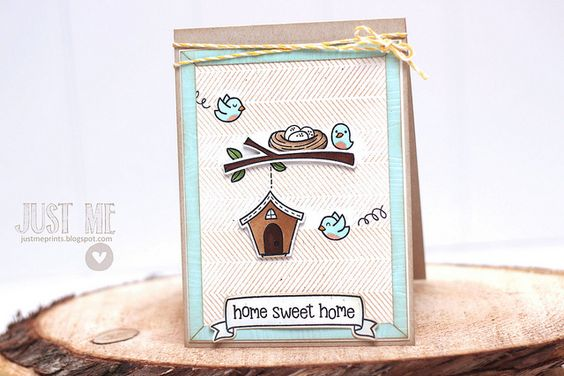 Home sweet home by mom2sofia, via Flickr