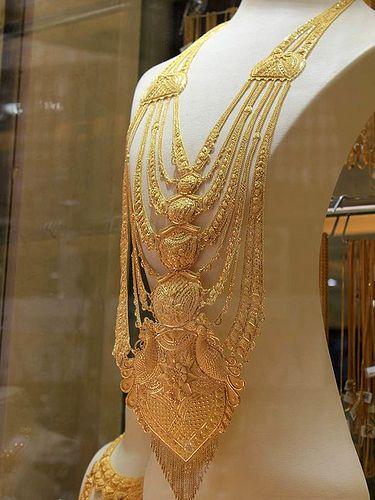 Islamic Ring Bracelet Gold Saudi Arabia