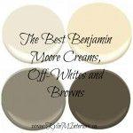 Best Benjamin Moore Warm Neutral Paint Colours (Yellow and Orange Undertones) - Kylie M Interiors