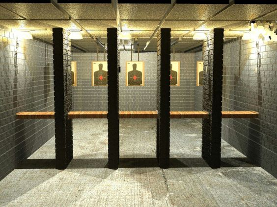 What Does It Cost To Build An Indoor Shooting Range
