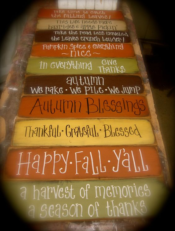 Fall at Fine and Dandelion, LLC. Like us on Facebook!