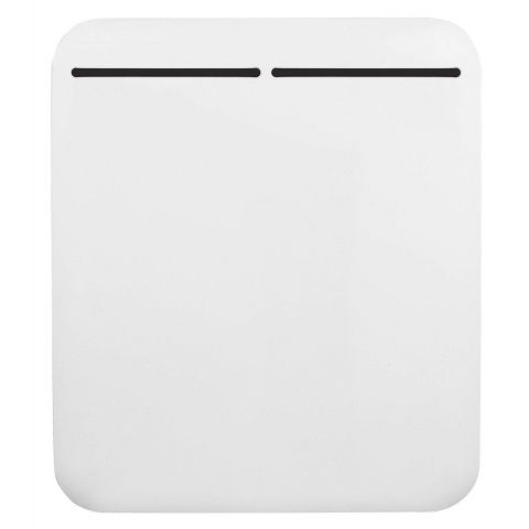 Mylek Electric Panel Heater With 24 7 Timer And Thermostat Ip24 Rated Bathroom Organisation Bathroom Heater Zen Bathroom