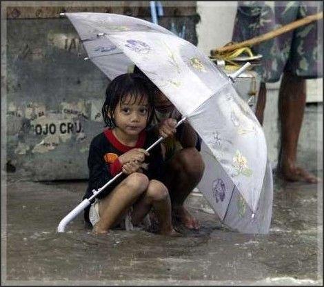 Rainy days ...:
