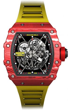 Richard Mille Limited Edition Rafael Nadal RM 35-02