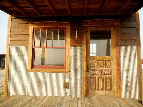 Doors Storage Sheds And Corrugated Metal On Pinterest