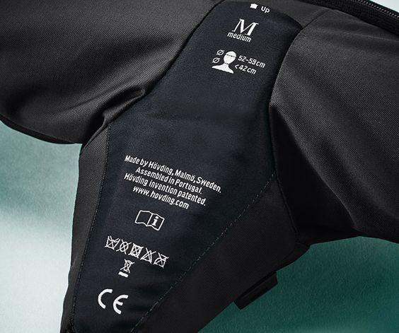 Hövding ist ein Airbag für Radfahrer, welcher im Vergleich zu normalen Radhelmen eine weitaus bessere Stoßdämpfung besitzt. Sei Sicher - Kauf Deinen Hövding noch heute!