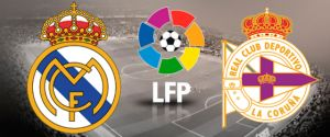 Prediksi Real Madrid vs Deportivo La Coruna 10 Januari 2016