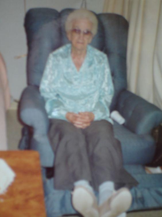 My Grandma, Mary Etta Bell Willis. She was great!