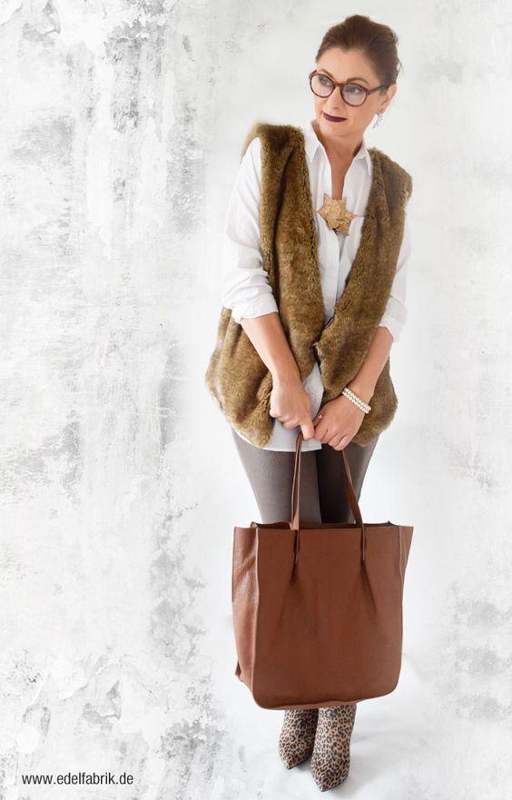 die EDELFABRIK | Ü40 Blog für Mode, Beauty und Lifestyle aus Kassel: Die neue Tchibo Kollektion Lässige Eleganz - Look