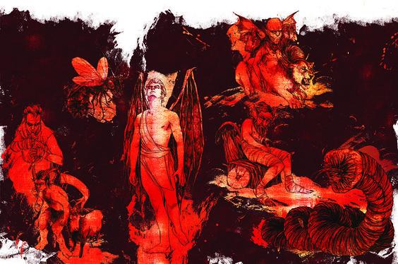 Quais são os sete líderes do Inferno, segundo a demonologia? Segundo teorias demonologistas, estes são os líderes do Inferno (e causadores dos sete pecados capitais)