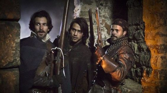 musketeers | The Musketeers