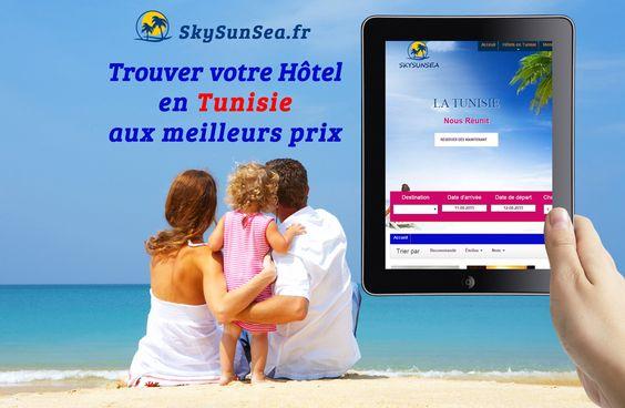 Visitez notre site pour plus de détails: www.skysunsea.fr Pour toutes réservations contactez nous sur : Tél : +216 73 274 755 Email: reservation@skysunsea.fr