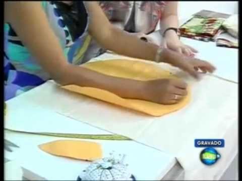 52 - Programa Saúde e Beleza 06/01/2014 - Jogo de Cozinha 1 - Touca de Cozinheiro - YouTube