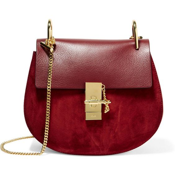 chloe women's drew small shoulder bag