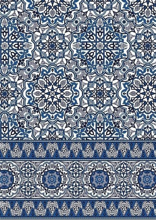 Pin By S Root On Variados Border Print Tiles Moroccan Tile
