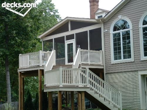 High Elevation Deck Picture Gallery This Is Very Similar
