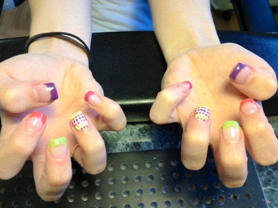 My Easter Nails! :)