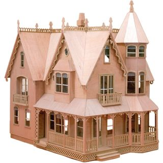 @Overstock - Garfield Dollhouse Kit - Spend quality time together as a family constructing and accessorizing this Garfield wood dollhouse. The construction of this dollhouse makes assembly easy. The unpainted finish allows you to personalize this dollhouse in your own unique way.  http://www.overstock.com/Sports-Toys/Garfield-Dollhouse-Kit/569395/product.html?CID=214117 $196.99