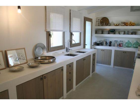 cucina in muratura piastrelle - Cerca con Google