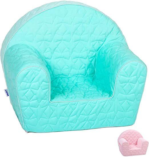 Delsit Children S Foam Chair Premium Quality European Made Kids Chair Toddler Chair Baby Chair Baby Sofa Chair Light In 2020 Toddler Chair Baby Chair Baby Sofa