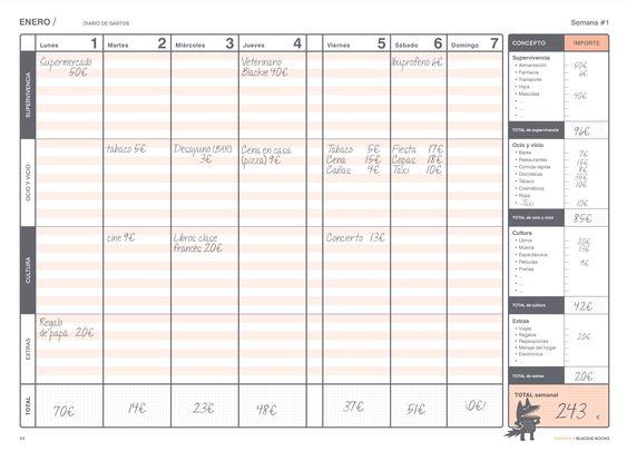 kakebo pdf - Buscar con Google