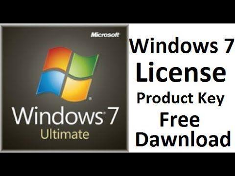 Windows 7 Ultimate Full Version Free License Key Download Iso 32 64 B Free Licensing Version Licensing