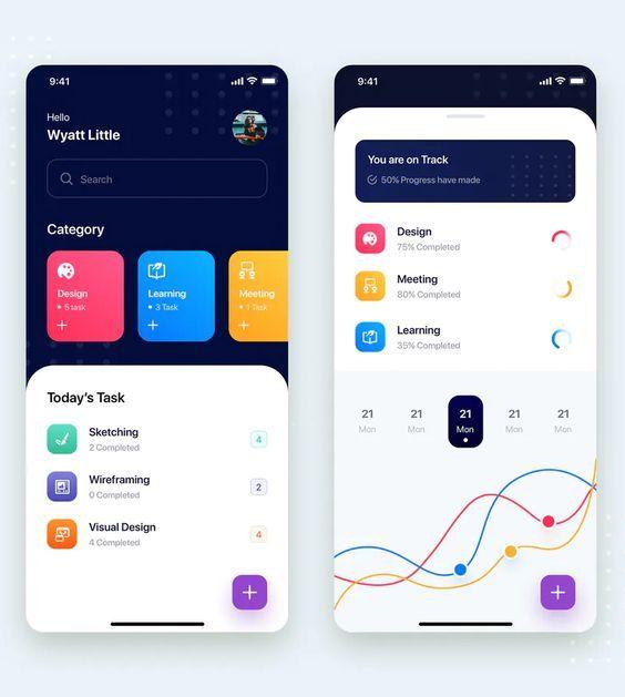 Wpmarkup I Will Build Responsive WordPress Website Design For 40 On Fiverr Com Mobile App Design Templates App Interface Design Mobile App Design