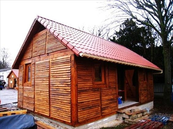 pallet sheds plans free Pallet Homes Not a Good Idea with