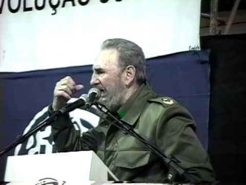 Fidel Castro - Belo Horizonte - 1999
