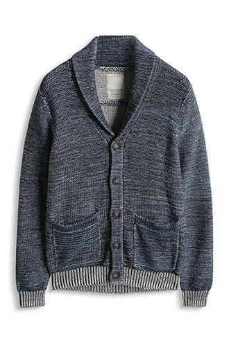 Esprit - Grobstrick Cardigan, 100% Baumwolle im Online Shop kaufen  I seriously want