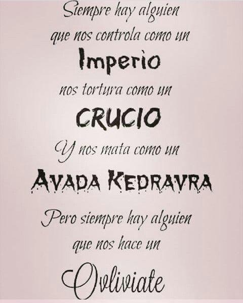 Que Bonito Citas De Harry Potter Frases De Harry
