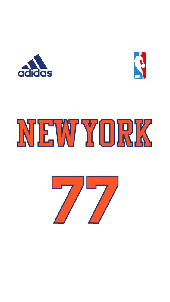 New York Knicks | NBA Jersey Project iPhone 5/5S ...