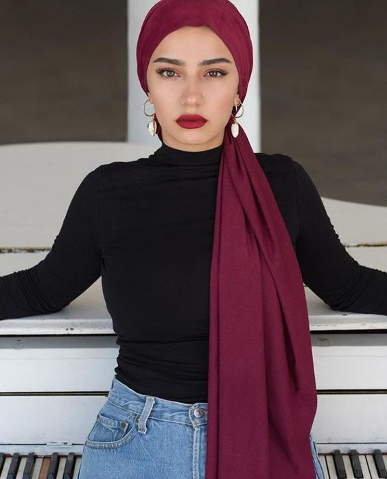 How To Wear Hijab-18 Hijab Tutorials & Styles To Try
