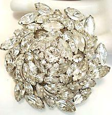 Vintage Jewelry Juliana Brooch rhinestone | eBay