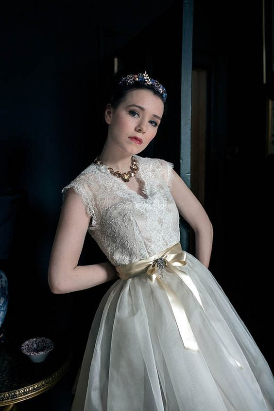 Vintage Reproduction Wedding Dresses